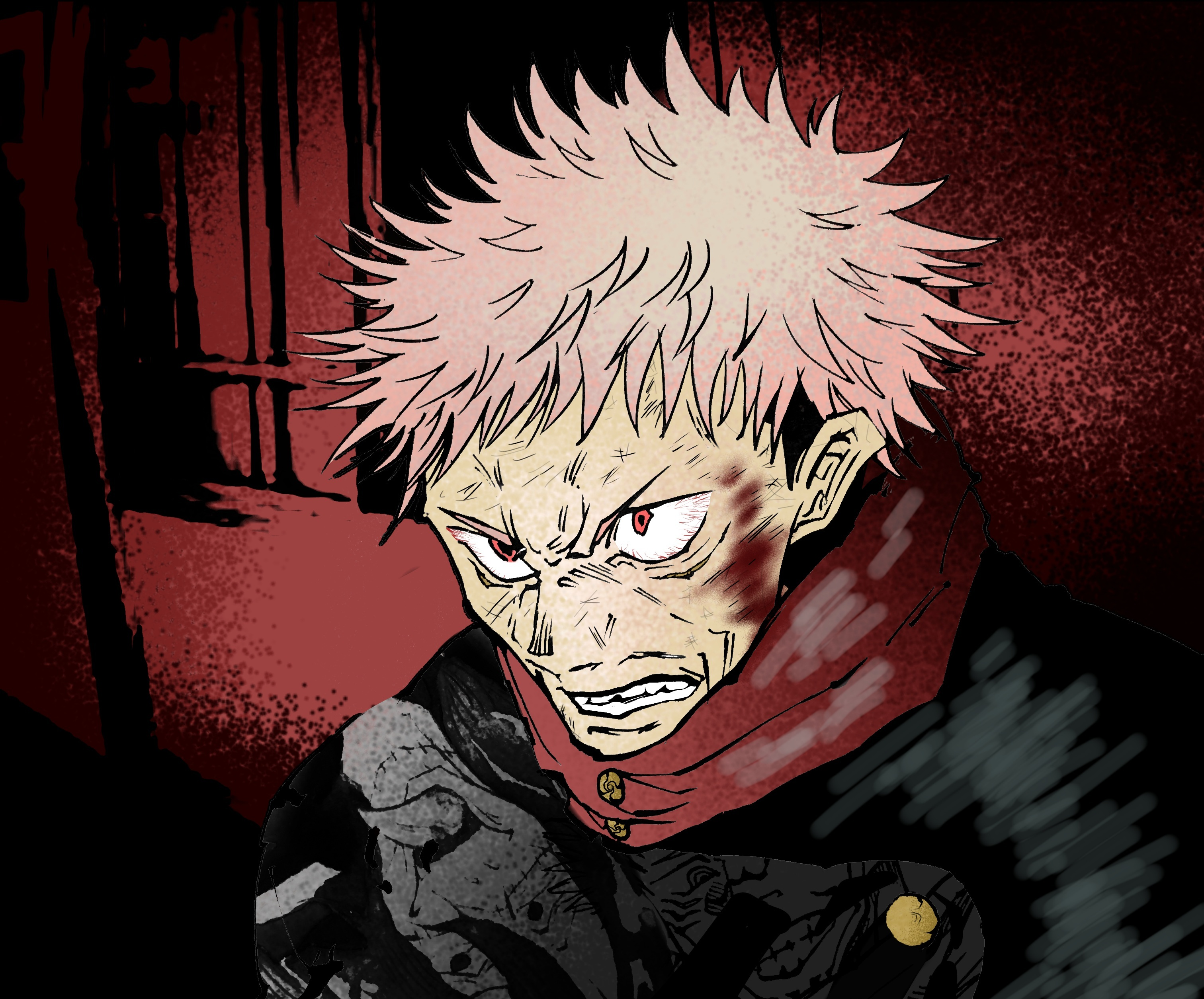 Jujutsu Kaisen Hd Wallpaper Background Image 3024x2510 Id 1000017 Wallpaper Abyss