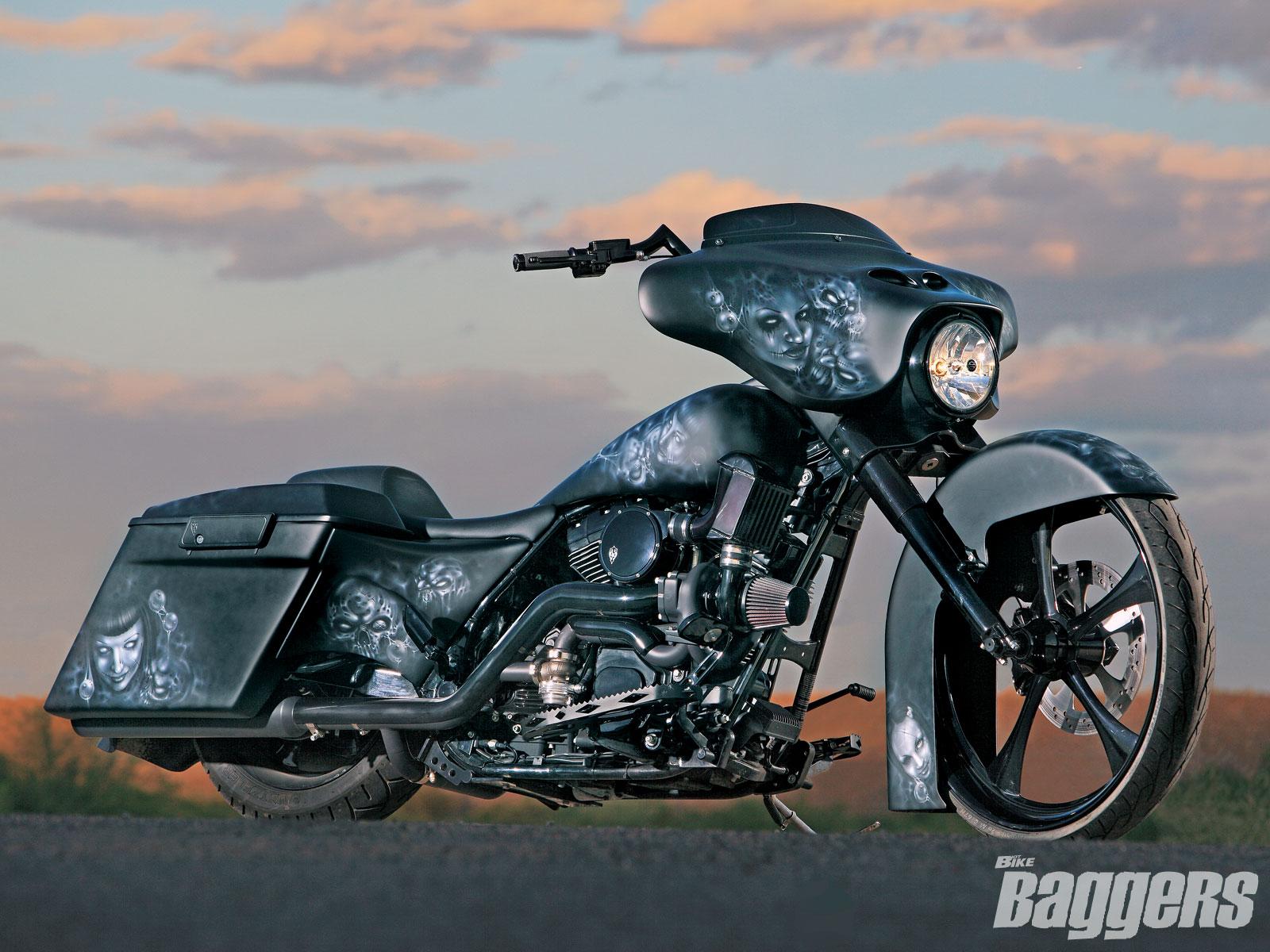 motorcycle harley street glide wallpaper - photo #24