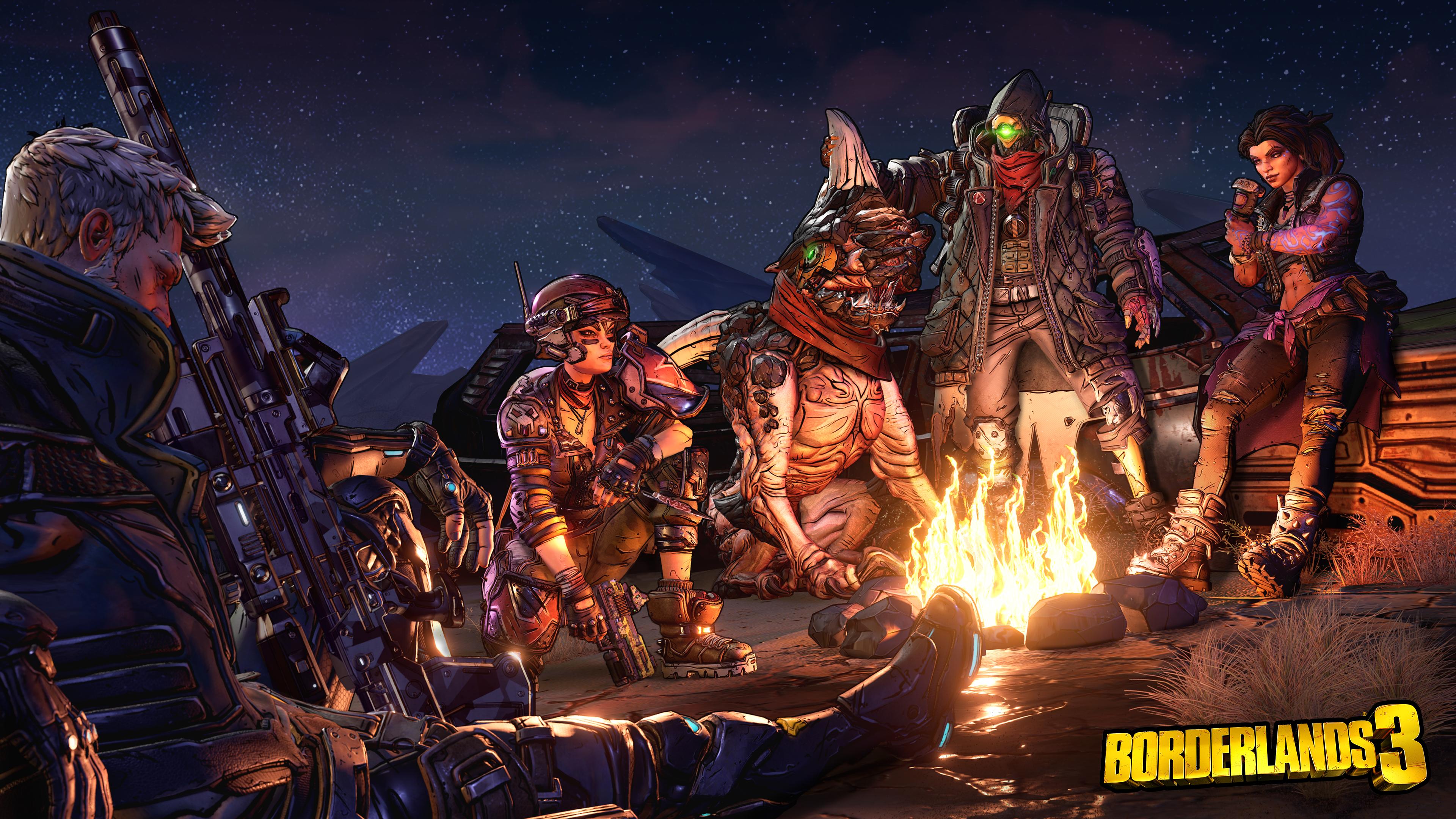 Borderlands 3 4k Ultra HD Wallpaper | Background Image ...