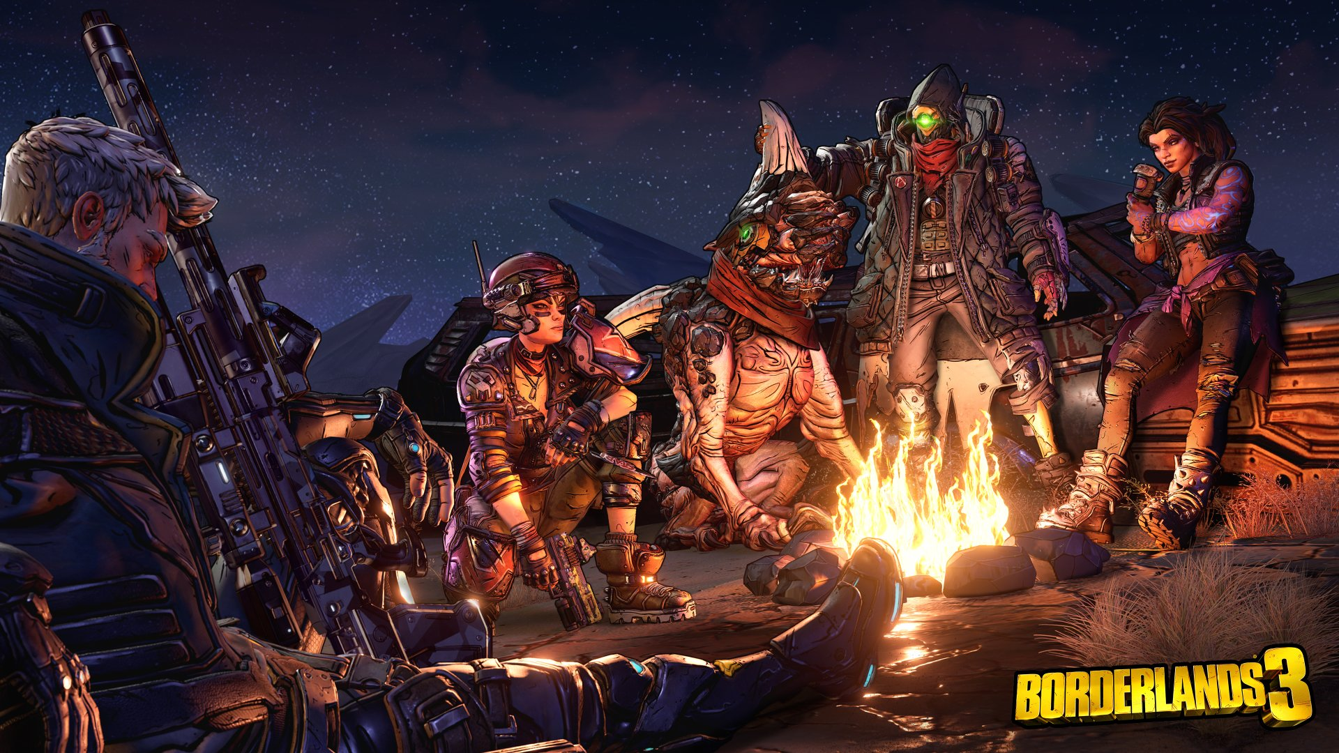 Borderlands 3 4k Ultra HD Wallpaper