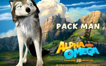 Movie - Alpha And Omega Wallpapers and Backgrounds ID : 100031