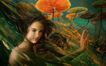 Fantasy - Donne Wallpapers and Backgrounds ID : 100513