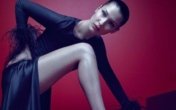 Celebrity Bella Hadid Models United States HD Wallpaper   Background Image