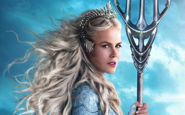 Movie Aquaman Nicole Kidman Atlanna HD Wallpaper | Background Image