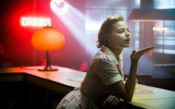 Movie Terminal Margot Robbie Blonde Neon Sign HD Wallpaper | Background Image