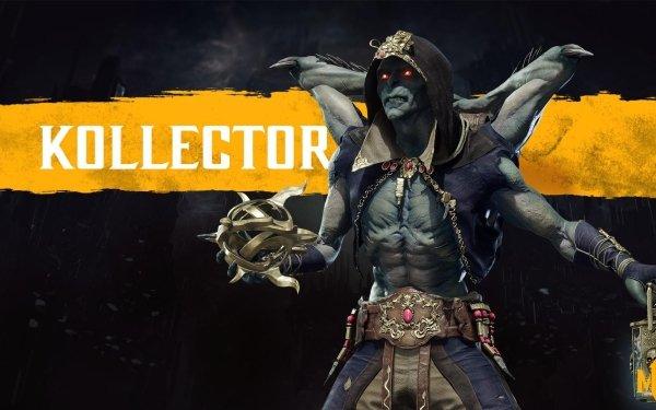 Video Game Mortal Kombat 11 Kollector HD Wallpaper | Background Image