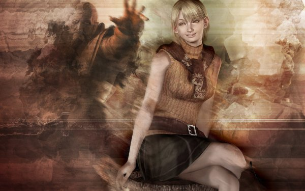 Video Game Resident Evil 4 Resident Evil Ashley Graham HD Wallpaper | Background Image