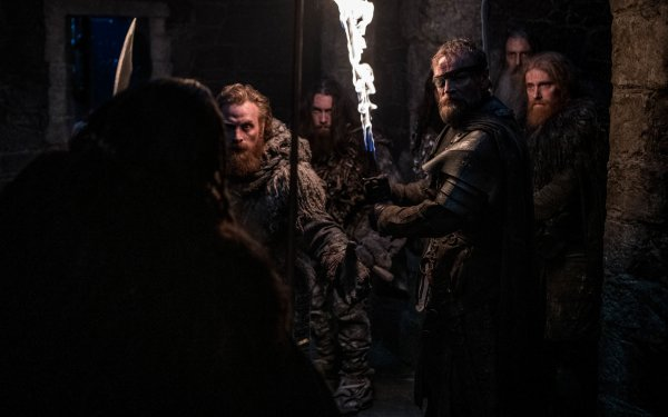 TV Show Game Of Thrones Tormund Giantsbane Kristofer Hivju Beric Dondarrion Richard Dormer HD Wallpaper | Background Image