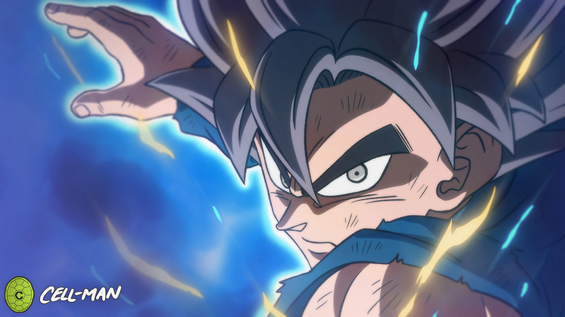Goku In Broly Movie Hd Wallpaper Background Image 1920x1080