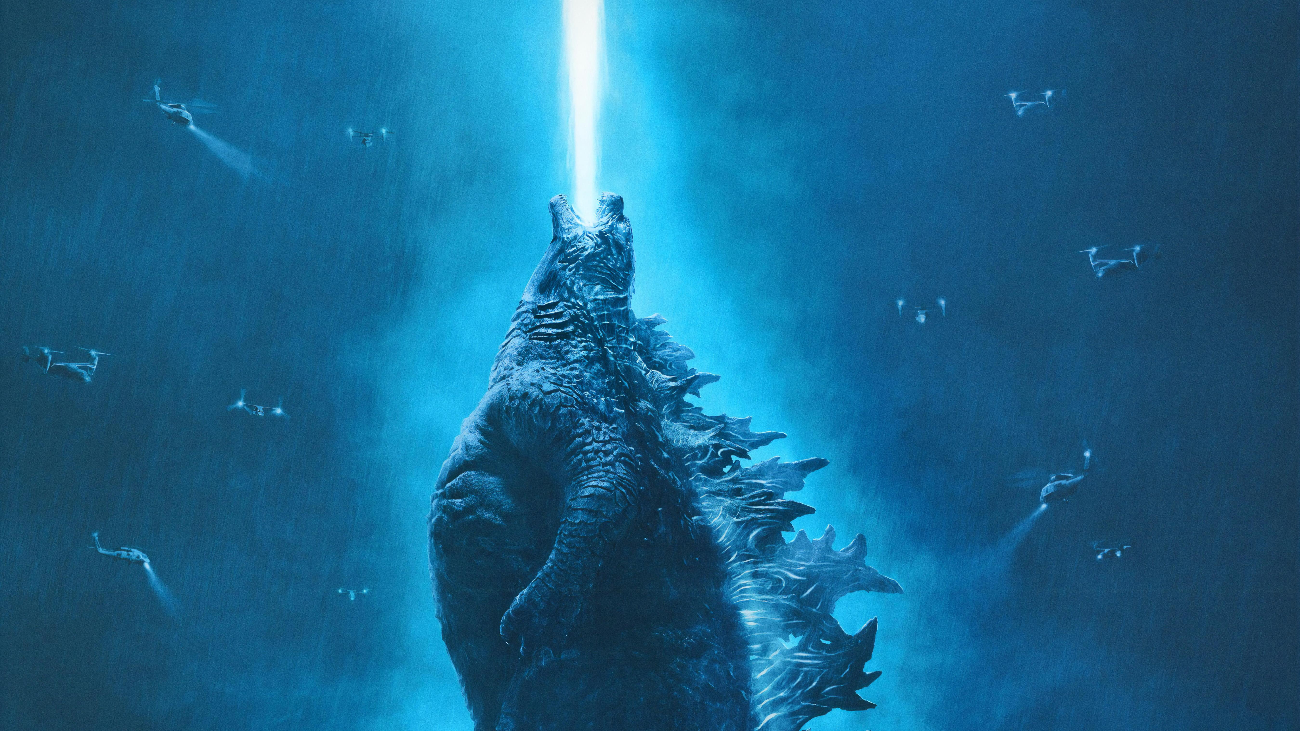 Godzilla King Of The Monsters 5k Retina Ultra Hd Wallpaper