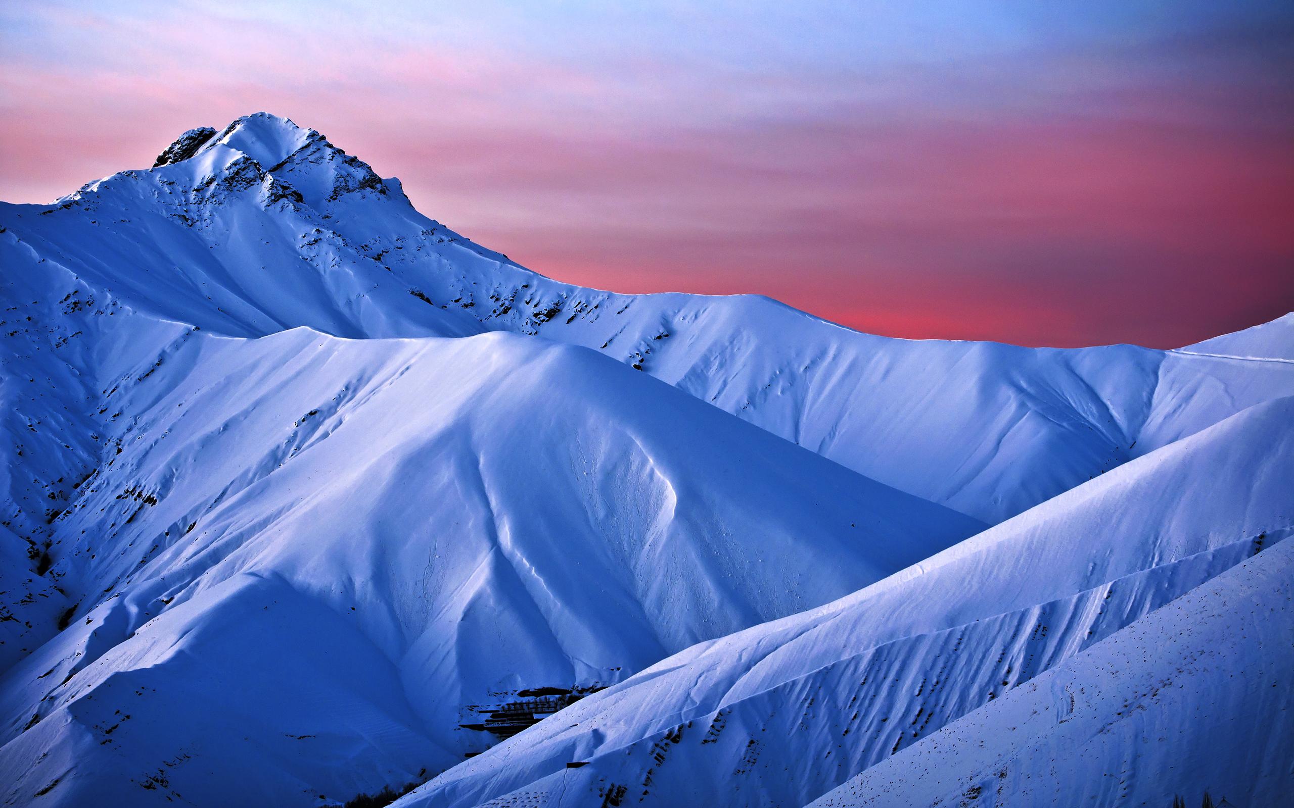 Earth - Mountain Wallpaper