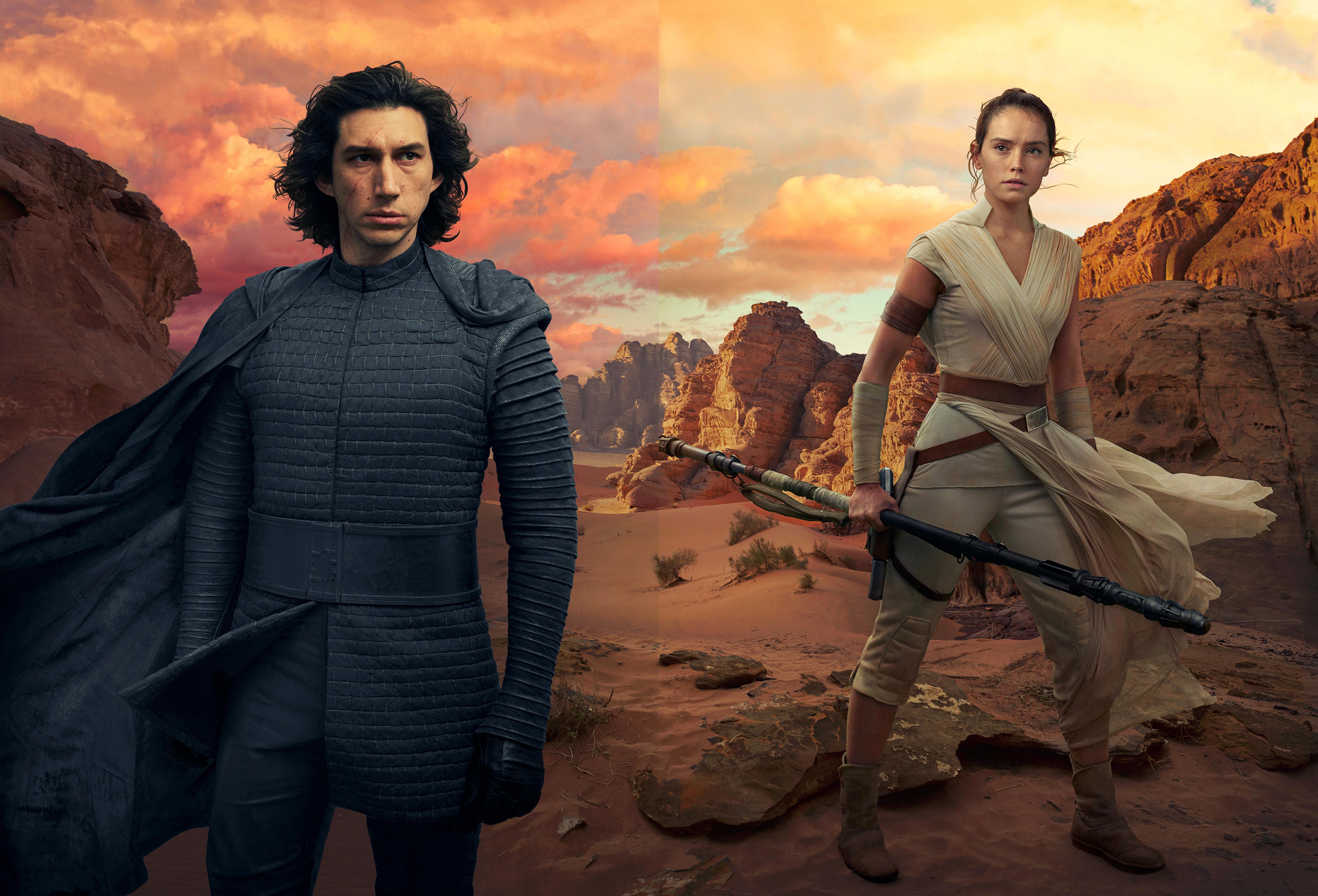 Star Wars The Rise Of Skywalker 5k Retina Ultra Hd Wallpaper Background Image 5882x4000 Id 1019567 Wallpaper Abyss