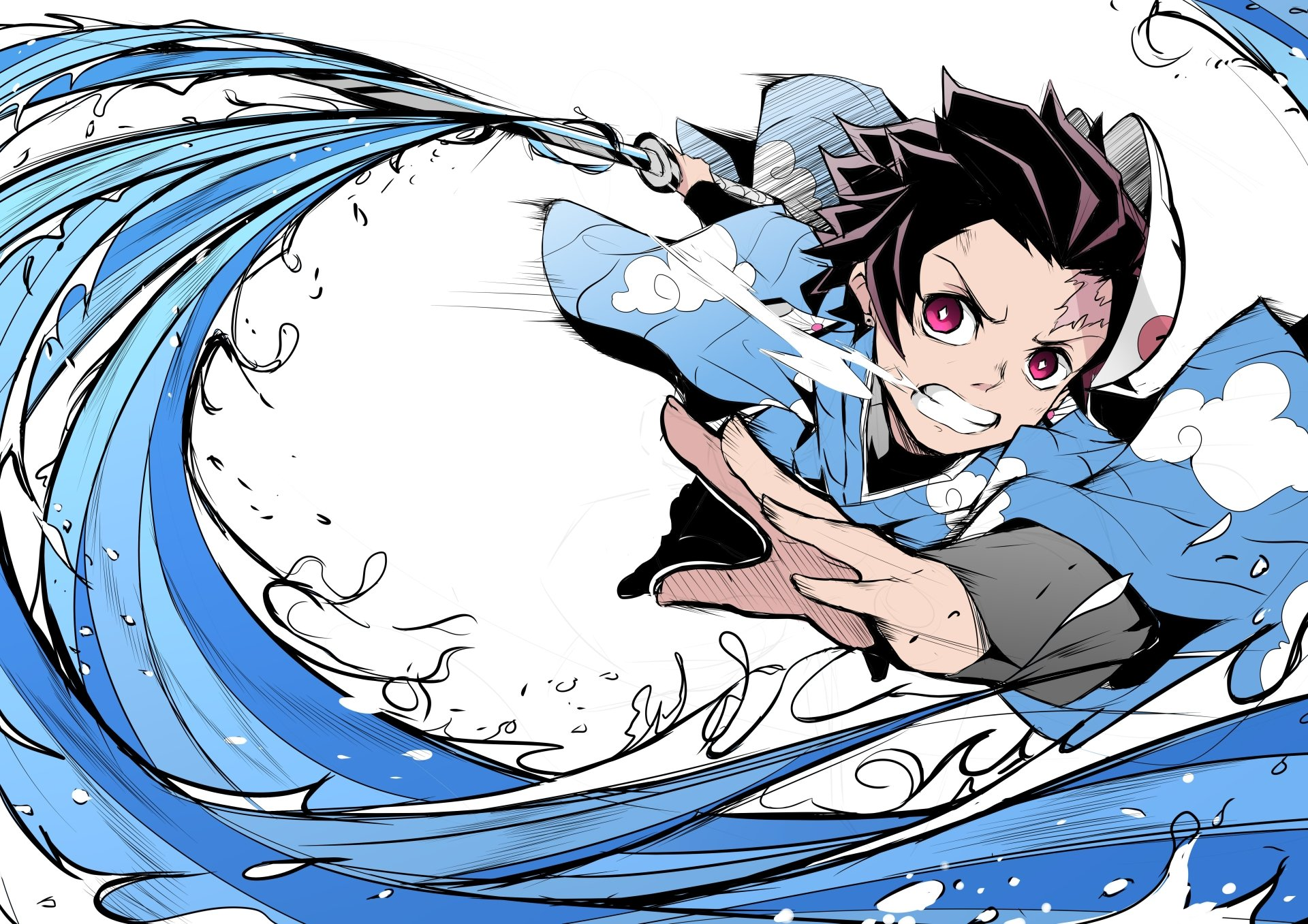 113 4k Ultra Hd Demon Slayer Kimetsu No Yaiba Wallpapers Background Images Wallpaper Abyss