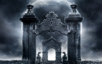 Dark - Gothic Wallpapers and Backgrounds ID : 101473