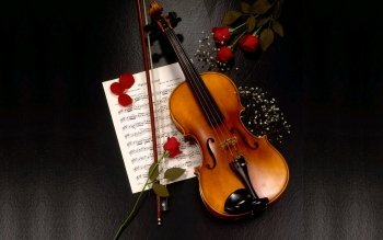 Music - Violin Wallpapers and Backgrounds ID : 101571