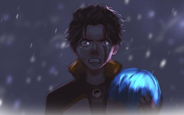 Anime Re:ZERO -Starting Life in Another World- Subaru Natsuki Rem Snow HD Wallpaper | Background Image