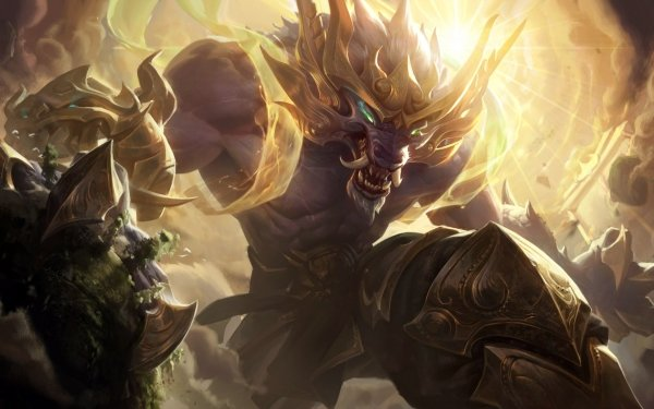 Video Game League Of Legends Warwick HD Wallpaper | Background Image