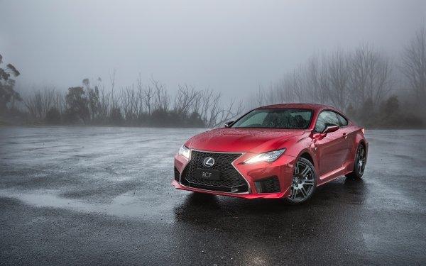 Véhicules Lexus RC  Lexus Voiture Red Car Luxury Car Fond d'écran HD | Image