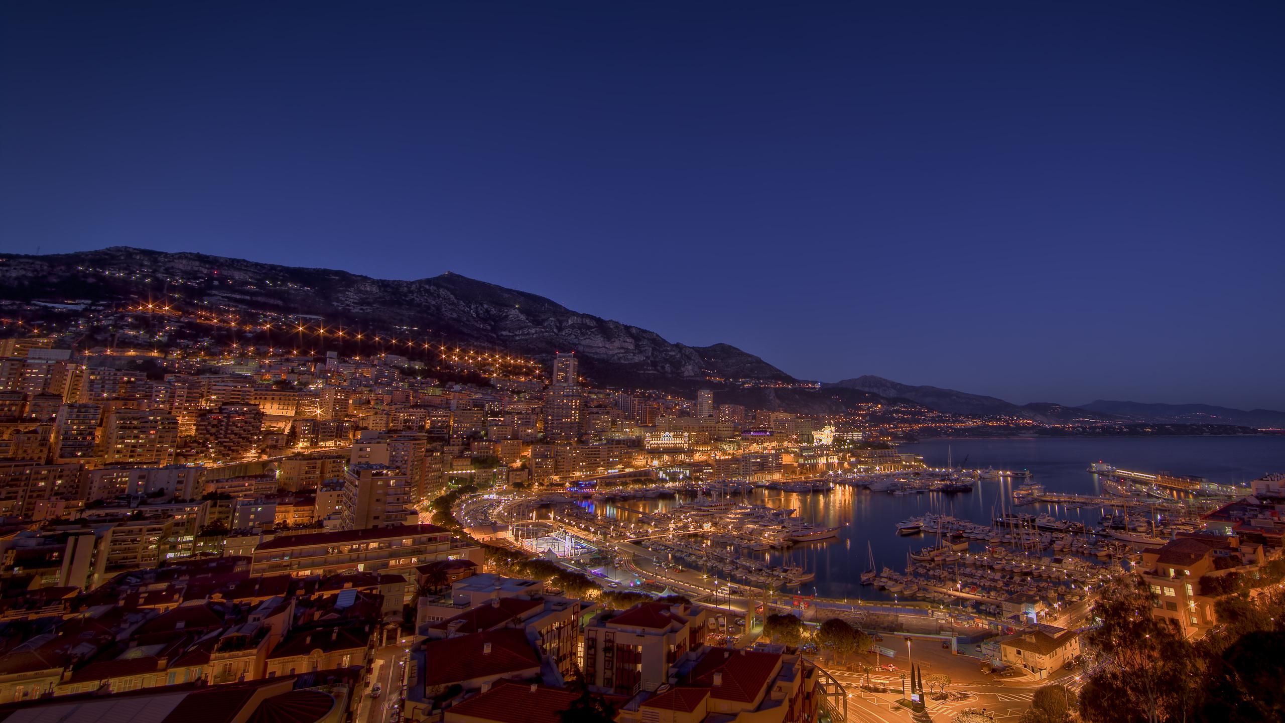 Cote Dazur Monaco Hd Wallpaper Background Image
