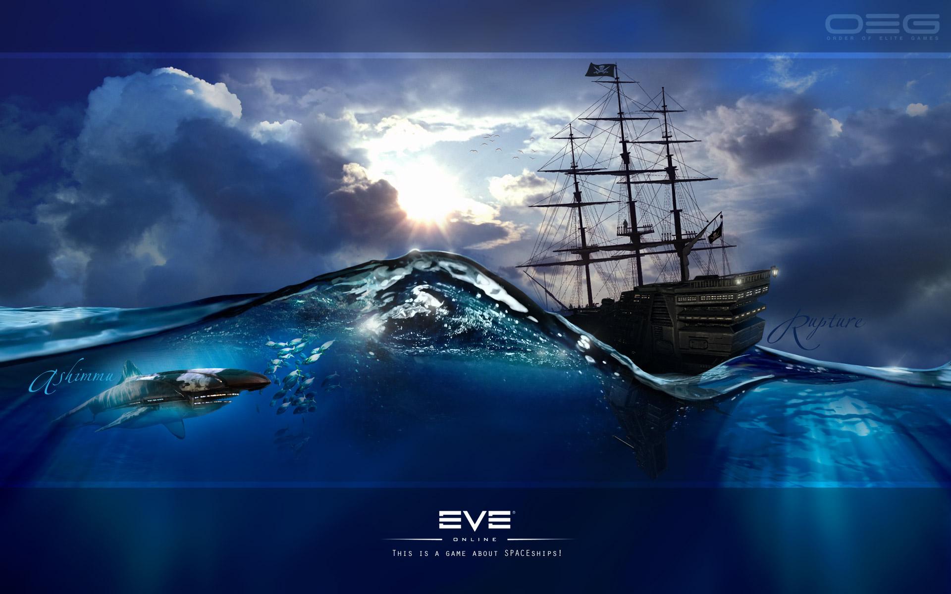 EVE Online Full HD Fond D'écran And Arrière-Plan