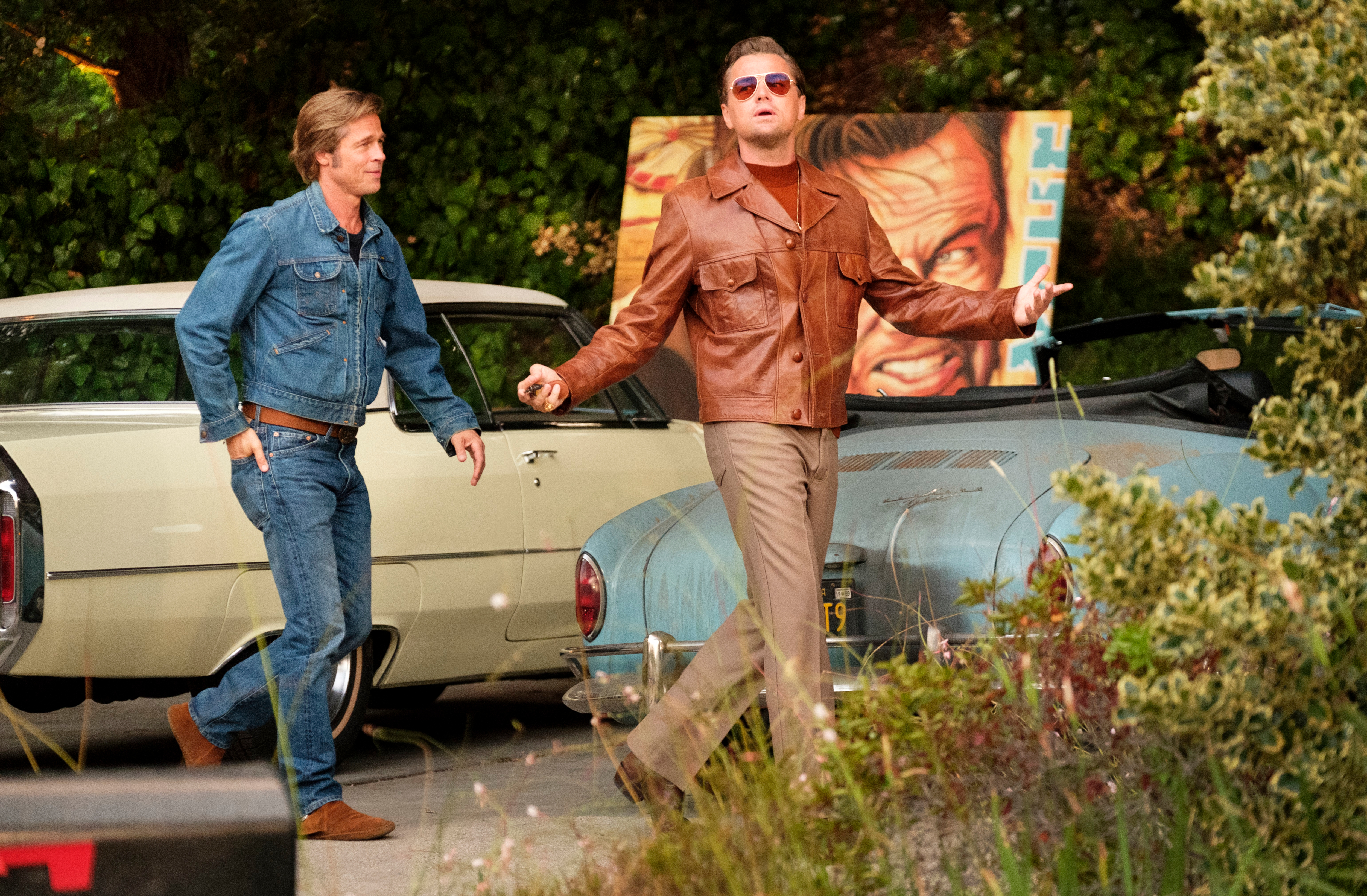 Once Upon A Time In Hollywood 4k Ultra Hd Wallpaper Background