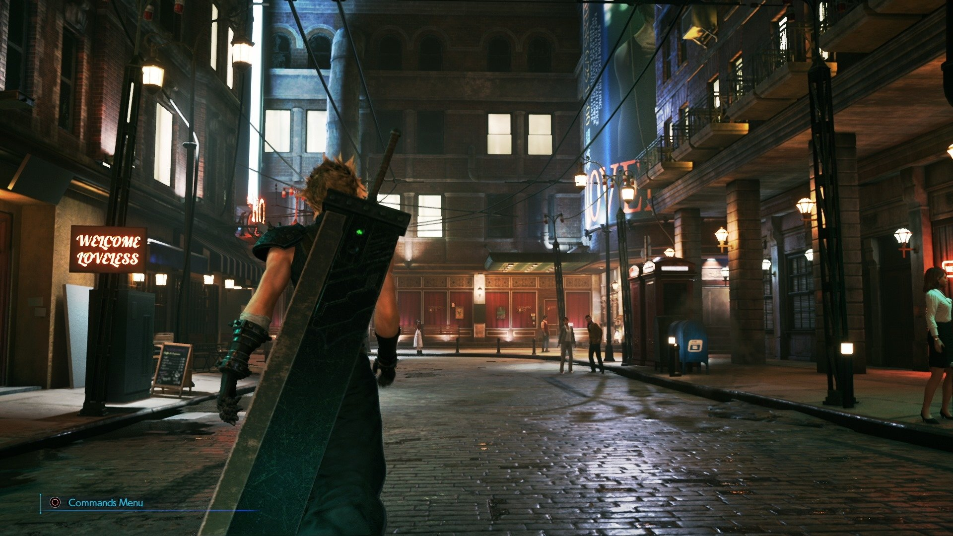 Final Fantasy Vii Remake Hd Wallpaper Background Image