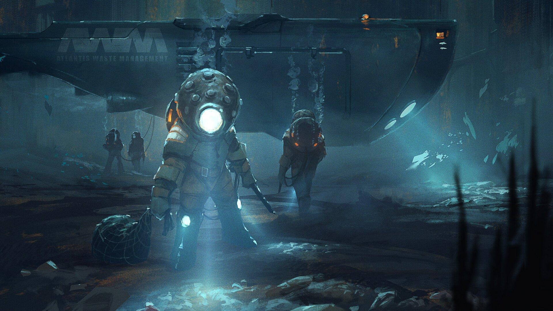 Risultato immagini per underwater movie   1920x1080