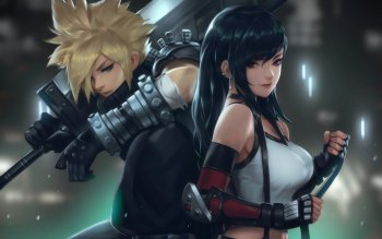 23 Final Fantasy Vii Remake Hd Wallpapers Background