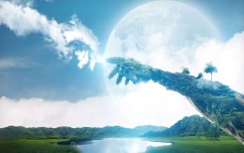 CGI - Surreal Wallpapers and Backgrounds ID : 102641