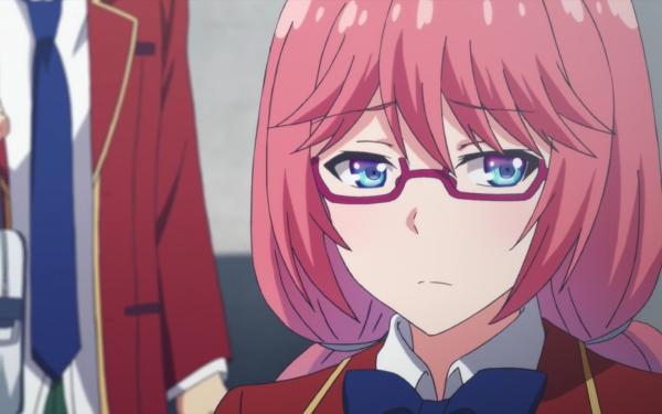 Anime Classroom of the Elite Airi Sakura HD Wallpaper | Background Image