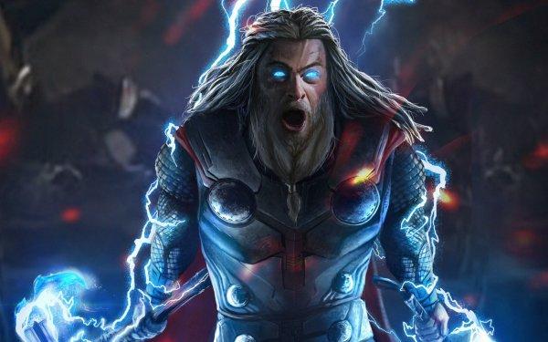Celebrity Thor Marvel Comics HD Wallpaper   Background Image