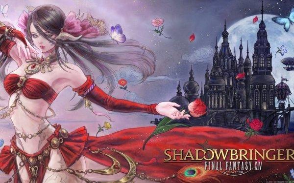 Video Game Final Fantasy XIV Final Fantasy Final Fantasy XIV: Shadowbringers HD Wallpaper   Background Image