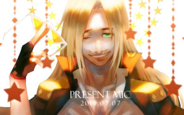Anime My Hero Academia Hizashi Yamada Present Mic HD Wallpaper | Background Image