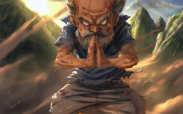 Anime Fairy Tail Makarov Dreyar Fond d'écran HD | Image