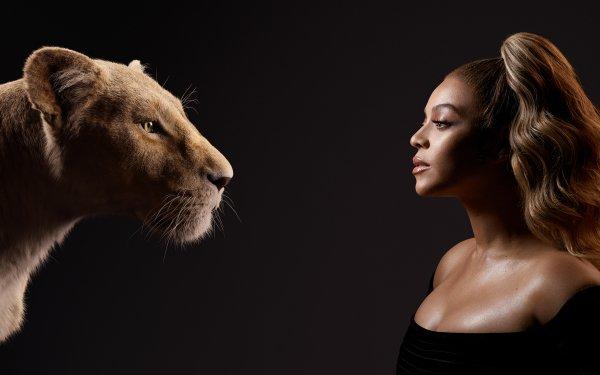 Movie The Lion King (2019) Beyoncé Nala HD Wallpaper | Background Image