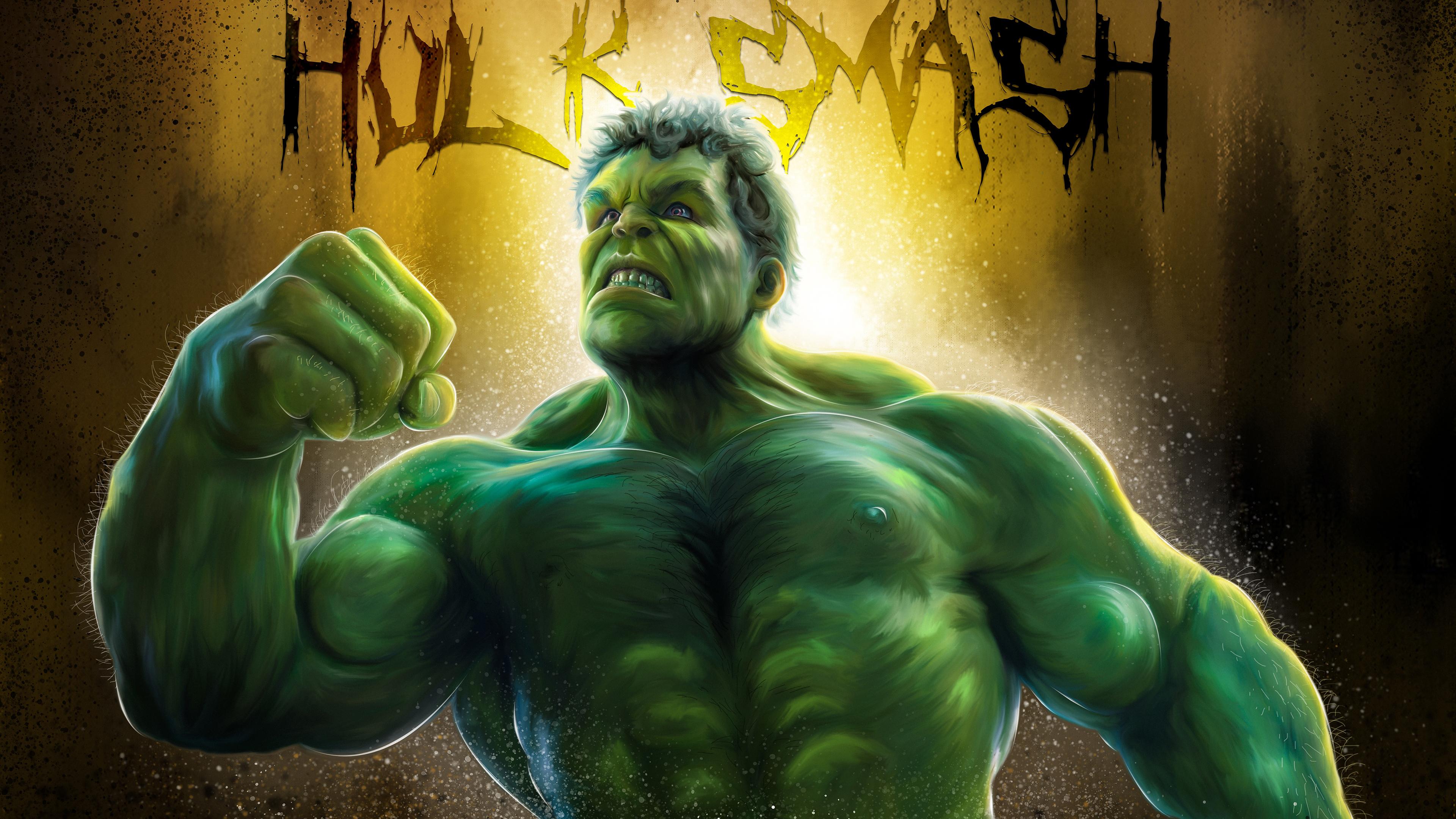 Hulk 4k Ultra Fondo De Pantalla Hd Fondo De Escritorio