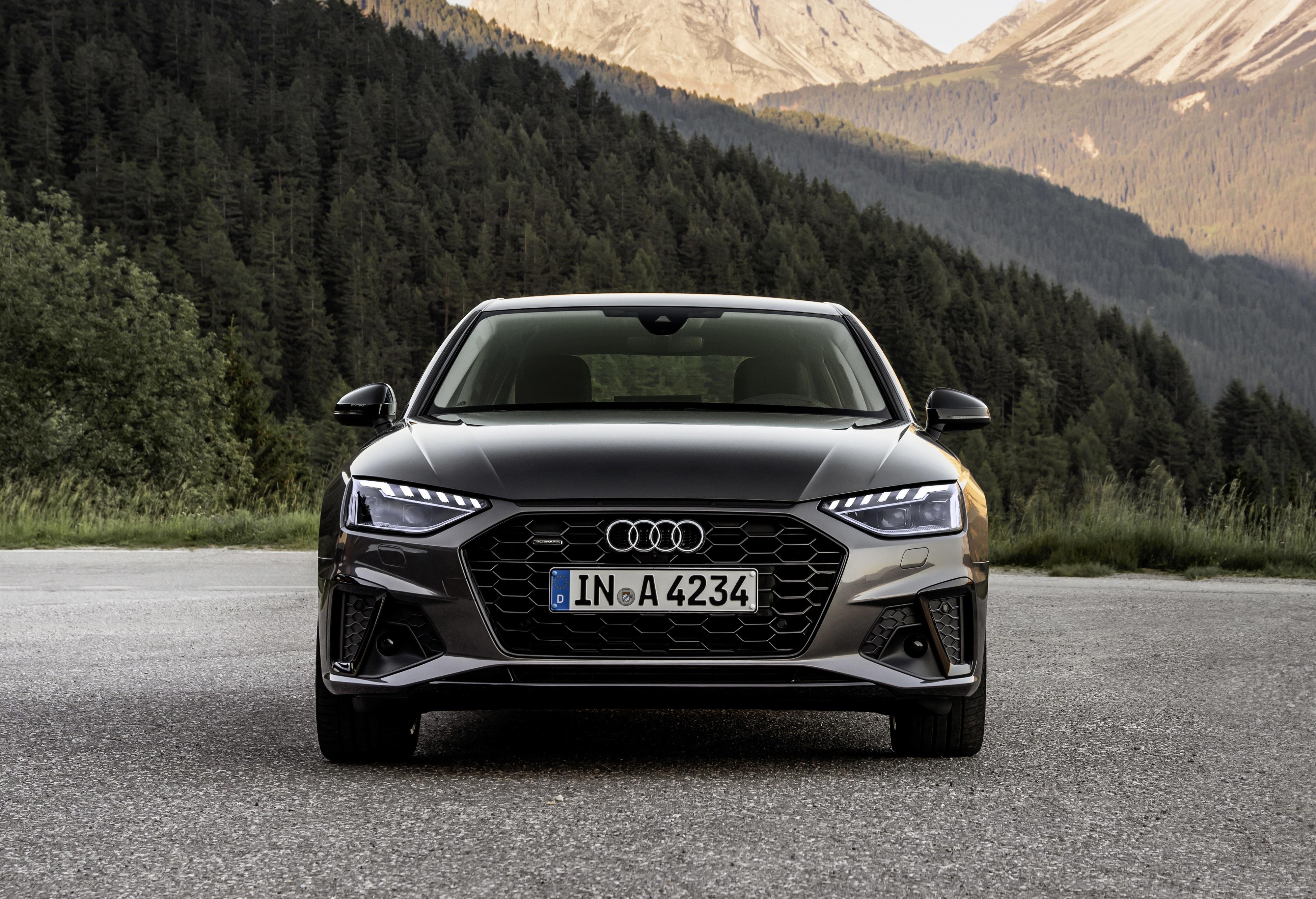 Audi A4 4k Ultra Fondo De Pantalla Hd Fondo De Escritorio