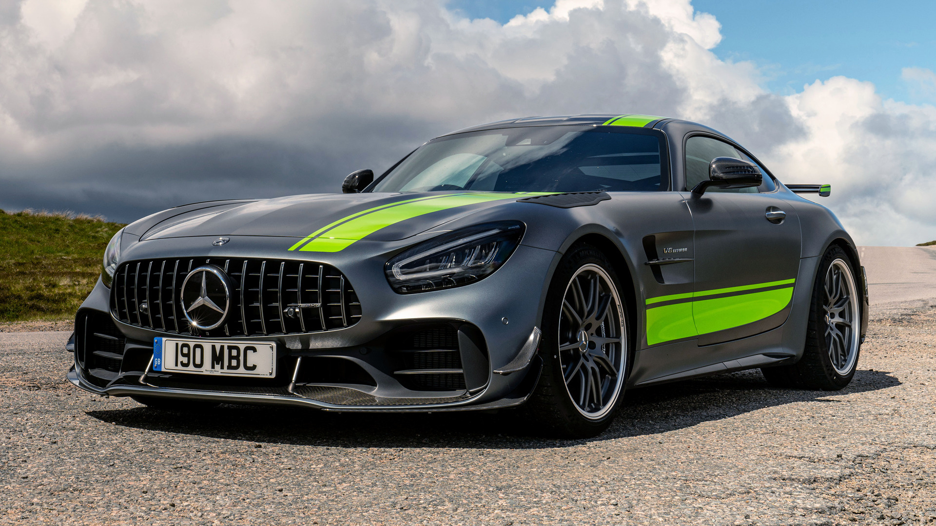 2019 Mercedes-AMG GT R Pro HD Wallpaper | Background Image ...