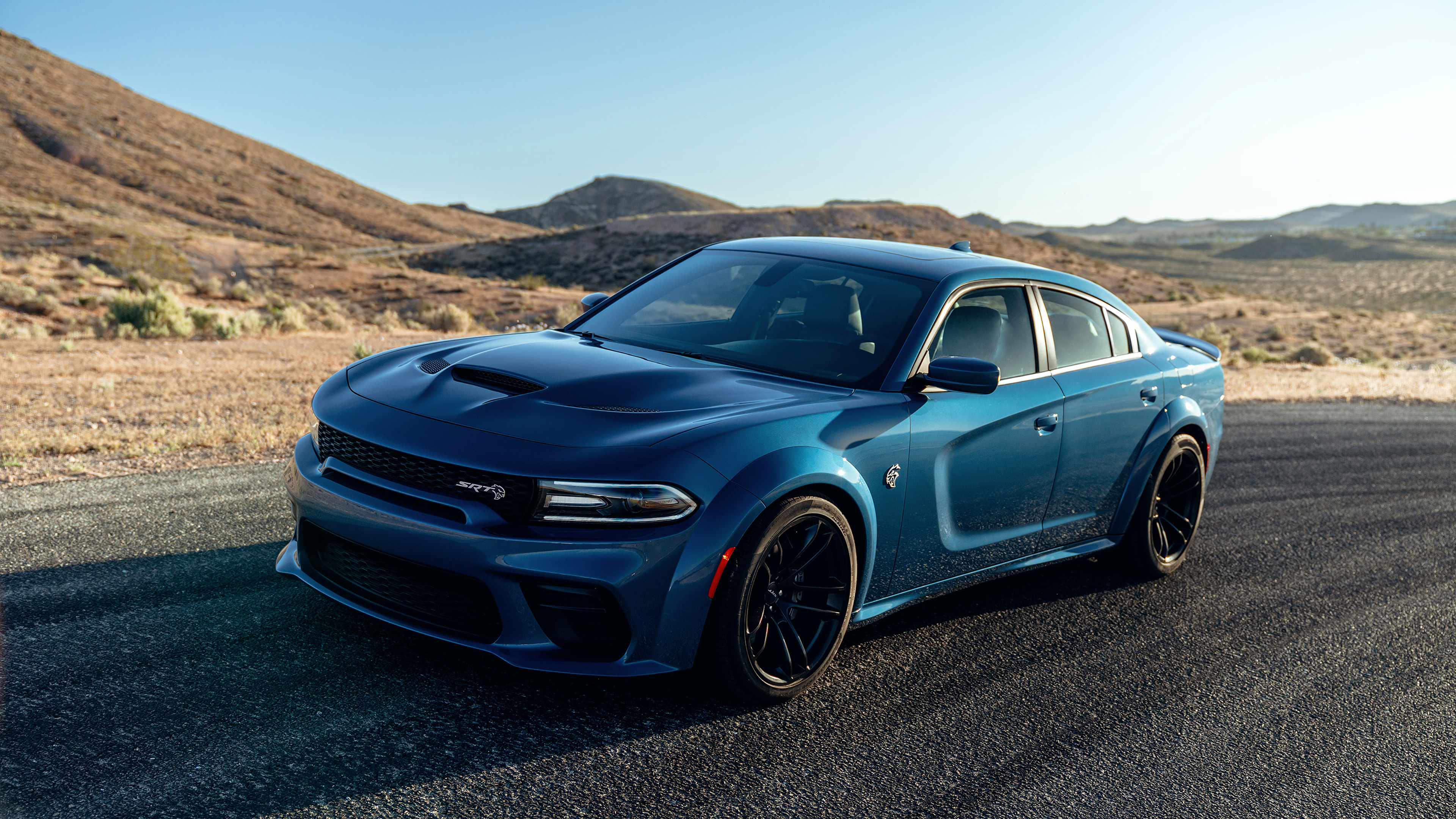 2020 Dodge Charger Srt Hellcat Widebody 4k Ultra Hd Wallpaper Background Image 3840x2160 Id 1036032 Wallpaper Abyss
