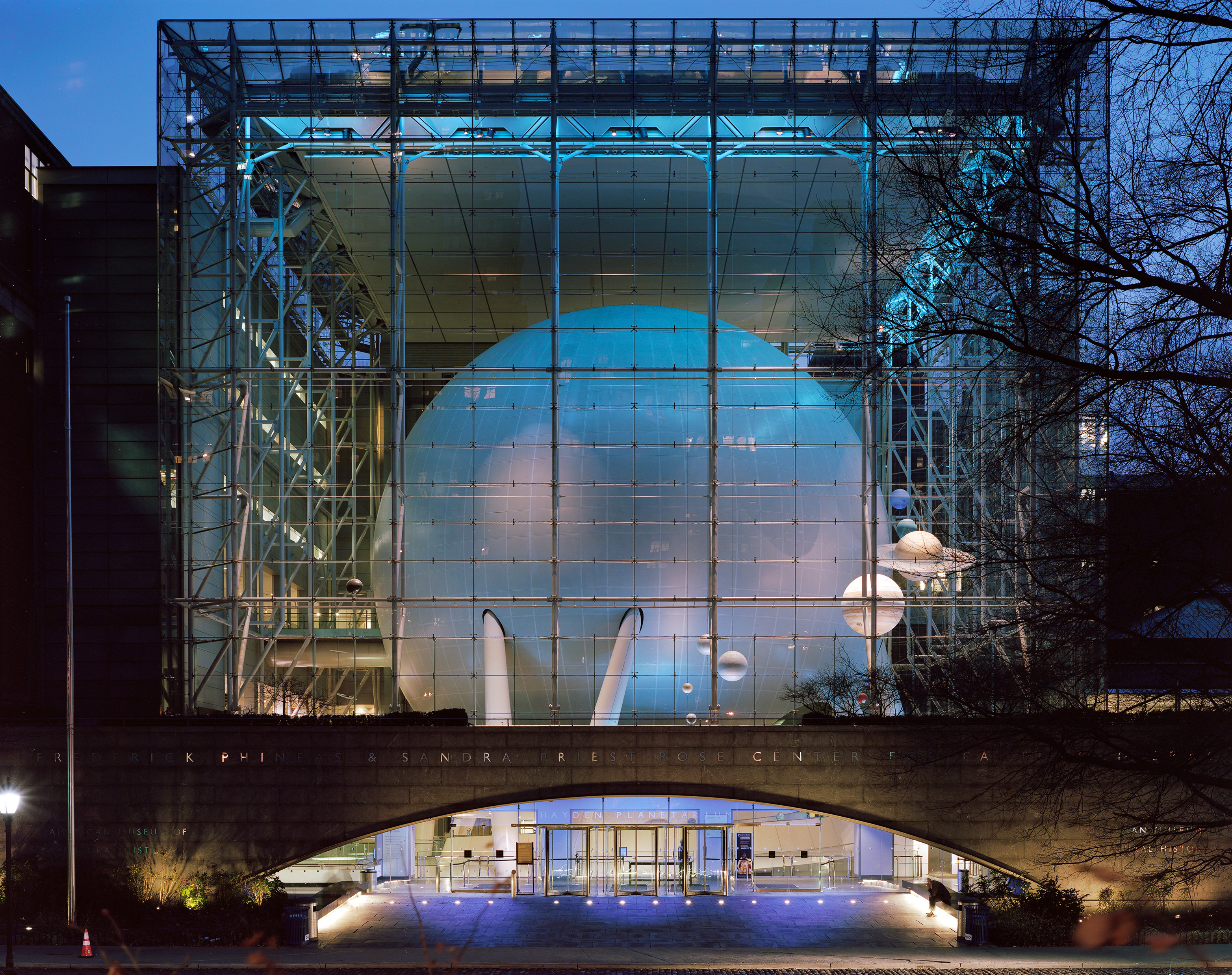 Hayden Planetarium Full Hd Wallpaper And Background Image
