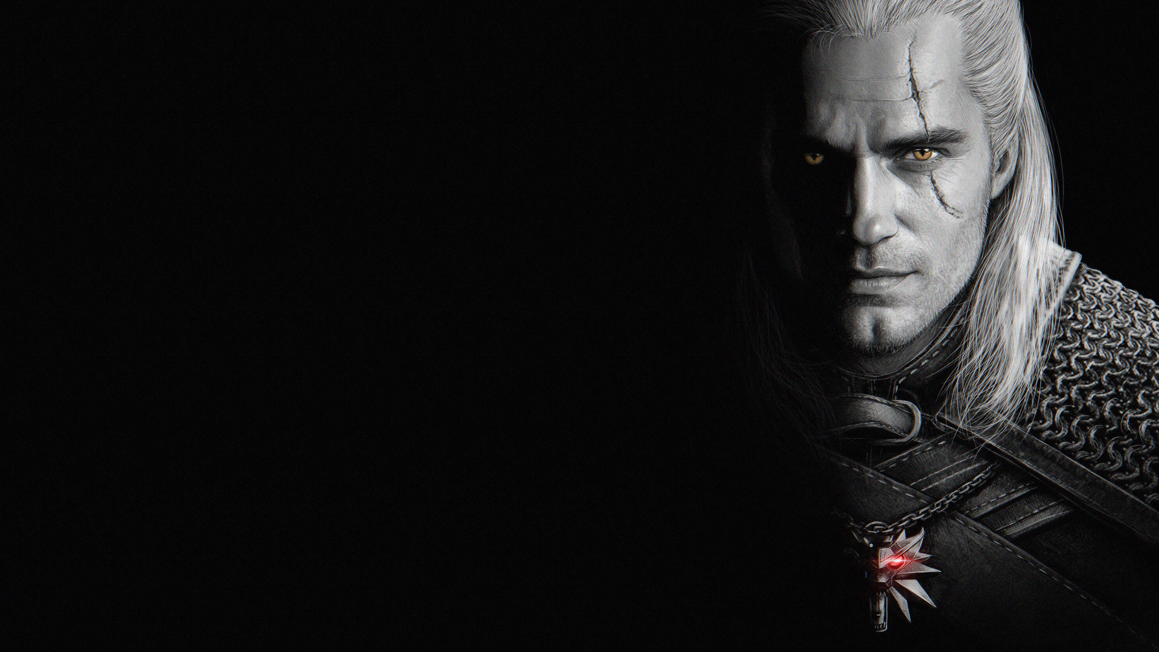 The Witcher 4k Ultra Fondo De Pantalla Hd Fondo De