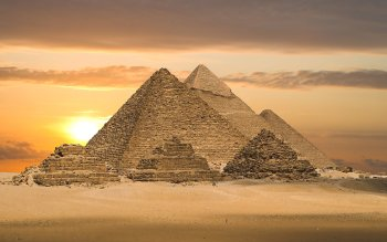 Man Made - Pyramid Wallpapers and Backgrounds ID : 103183