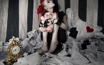 Music - Emilie Autumn Wallpapers and Backgrounds ID : 103261