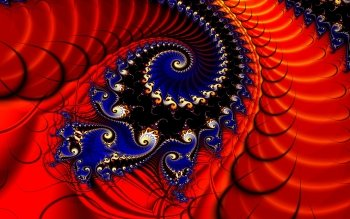 Abstract - Fractal Wallpapers and Backgrounds ID : 103471