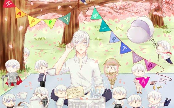Anime Food Wars: Shokugeki no Soma Eishi Tsukasa HD Wallpaper   Background Image