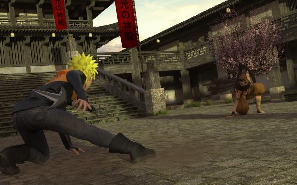 Anime Crossover Street Fighter Naruto Naruto Uzumaki Ibuki HD Wallpaper | Background Image