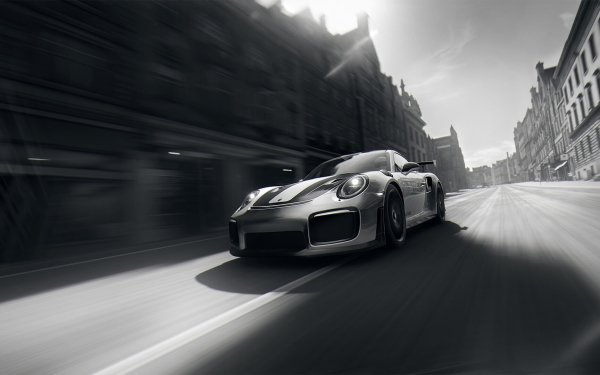 Video Game Forza Horizon 4 Forza Porsche 911 GT2 RS HD Wallpaper   Background Image