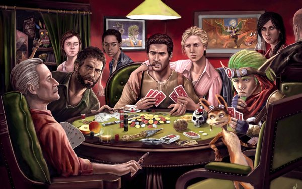 Video Game Naughty Dog Uncharted The Last Of Us HD Wallpaper   Background Image