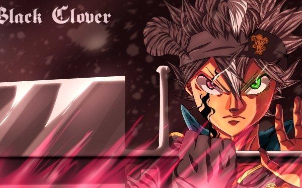 Anime Black Clover Asta HD Wallpaper   Background Image