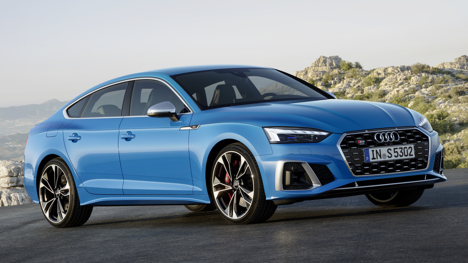 2020 Audi S5 Sportback Hd Wallpaper Background Image 1920x1080 Id 1040808 Wallpaper Abyss